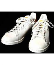 adidas(アディダス)の古着「ローカットスニーカー」|グレー×ゴールド