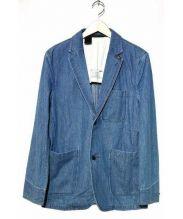 N.HOOLYWOOD(エヌハリウッド)の古着「デニムテーラードジャケット」 インディゴ