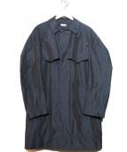 kolor/BEACON(カラービーコン)の古着「ステンカラーコート」