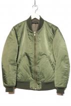 Mr.GENTLEMAN(ミスタージェントルマン)の古着「MA-1ジャケット」