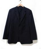 EMPORIO ARMANI(エンポリオアルマーニ)の古着「テーラードジャケット」 ネイビー
