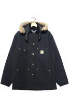 carhartt(カーハート)の古着「フーデッドダックジャケット」
