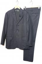 ISSEY MIYAKE(イッセイミヤケ)の古着「ステッチデザインセットアップスーツ」