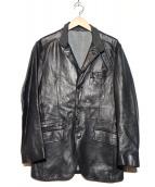 ILFARO(イルファーロ)の古着「レザージャケット」