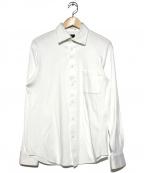 YOHJI YAMAMOTO COSTUME DHOMME(ヨウジヤマモトコスチュームドオム)の古着「オックスフォードシャツ」|ホワイト