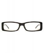PRADA(プラダ)の古着「セルフフレーム眼鏡」