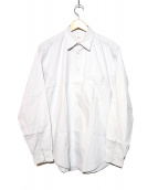 YOHJI YAMAMOTO COSTUME DHOMME(ヨウジヤマモトコスチュームドオム)の古着「シャツ」|グレー