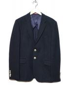 PS Paul Smith(ピーエスポールスミス)の古着「ウールジャケット」|ネイビー