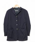 JIL SANDER(ジルサンダー)の古着「4Bジャケット」|ネイビー