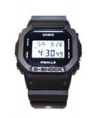 CASIO G-SHOCK(カシオ ジーショック)の古着「デジタルウォッチ」|ブラック