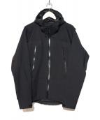 THE NORTH FACE(ザノースフェイス)の古着「スターライトジャケット」 ブラック