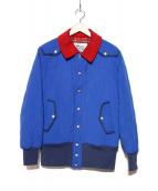 Vivienne Westwood man(ヴィヴィアン ウェストウッド マン)の古着「キルティングジャケット」|ブルー