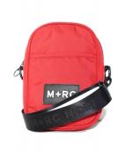 M+RC NOIR(マルシェノア)の古着「ショルダーポーチ」|レッド
