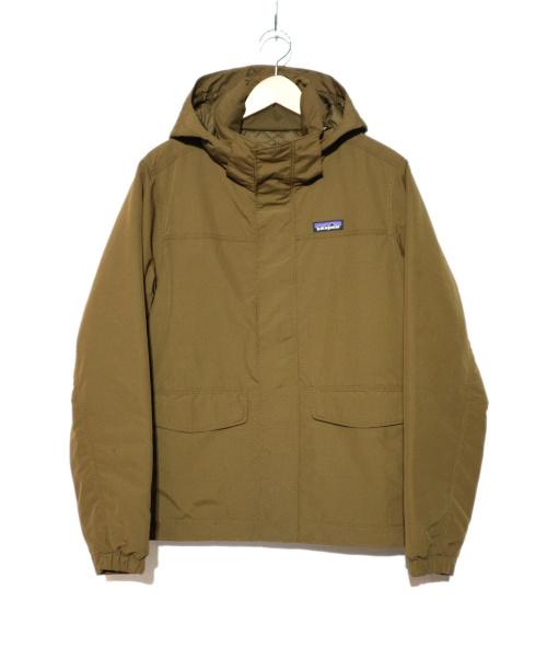 Patagonia(パタゴニア)Patagonia (パタゴニア) ジャケット カーキ サイズ:S Isthmus Jacket 定価28.000円程度の古着・服飾アイテム