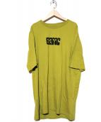 OAMC(オーエーエムシー)の古着「ロゴTシャツ」|オリーブ