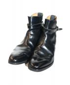 Alfred Sargent(アルフレッドサージェント)の古着「ジョッパーブーツ」|ブラック