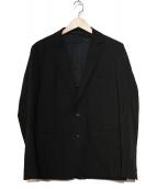 ATTACHMENT(アタッチメント)の古着「テーラードジャケット」|ブラック