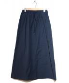 HELLY HANSEN(ヘリーハンセン)の古着「ロングスカート」|ネイビー