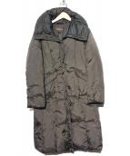COLE HAAN(コールハーン)の古着「ダウンコート」|ブラウン