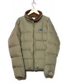 Patagonia(パタゴニア)の古着「ダウンジャケット」|グレー