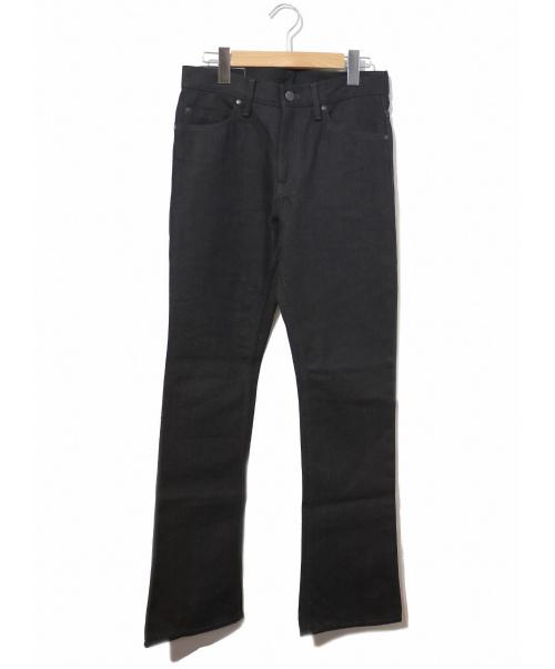 STABILIZER GNZ(スタビライザージーンズ)STABILIZER GNZ (スタビライザージーンズ) デニムパンツ ブラック サイズ:W29表記 未使用品の古着・服飾アイテム