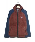 Patagonia(パタゴニア)の古着「ロスボスジャケット」|レッド
