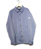 Karrimor(カリマー)の古着「パッカブル中綿コーチジャケット」|ブルー