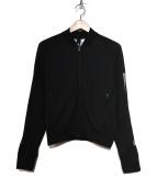 adidas(アディダス)の古着「トラックジャケット」 ブラック