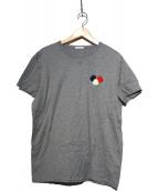 MONCLER(モンクレール)の古着「Tシャツ」|グレー
