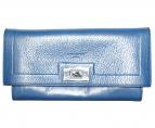 GIVENCHY(ジバンシー)の古着「長財布」|ブルー