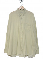 OUR LEGACY(アワーレガシー)の古着「オーバーサイズBDシャツ」 グリーン