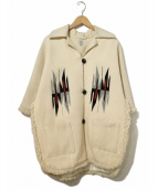 ORTEGAS(オルテガ)の古着「チマヨポンチョ」|アイボリー