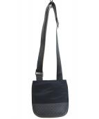 EMPORIO ARMANI(エンポリオアルマーニ)の古着「ショルダーバッグ」|ブラック