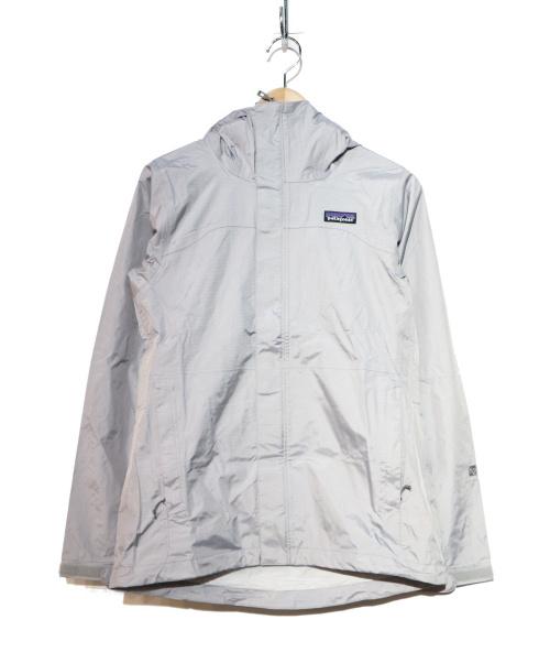 Patagonia(パタゴニア)Patagonia (パタゴニア) トレントシェルジャケット グレー サイズ:XS 未使用品の古着・服飾アイテム