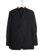 SOE(ソーイ)の古着「テーラードジャケット」|ネイビー