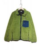 Patagonia(パタゴニア)の古着「レトロXフリースジャケット」|グリーン