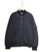 THE NORTH FACE(ザノースフェイス)の古着「トランジットボンバージャケット」|ブラック