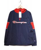 Champion(チャンピオン)の古着「アノラックパーカー」|ネイビー