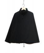 THE NERDYS(ザナーディーズ)の古着「フレンチブルゾン」|ブラック