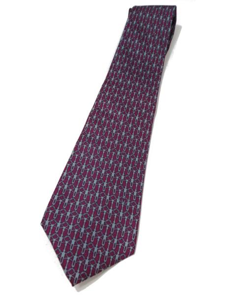 GUCCI(グッチ)GUCCI (グッチ) ネクタイ サイズ:- シルク100% イタリア製の古着・服飾アイテム