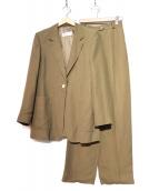 MaxMara(マックスマーラ)の古着「セットアップスーツ」|カーキ