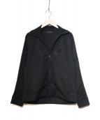 syte(サイト)の古着「刺繍トラックジャケット」 ブラック