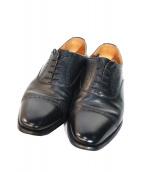 SCOTCH GRAIN(スコッチグレイン)の古着「レザーシューズ」|ブラック