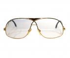 CAZAL(カザール)の古着「[OLD]ヴィンテージサングラス」|ゴールド