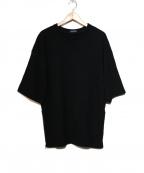 OPENING CEREMONY(オープニングセレモニー)の古着「サイドジップSSスウェット」|ブラック