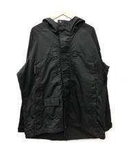 JOHNBULL (ジョンブル) マウンテンフーディジャケット ブラック サイズ:LL 未使用品