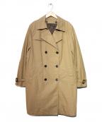 SONTAKU(ソンタク)の古着「ライナー付撥水トレンチコート」 ブラウン