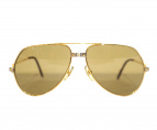 Cartier(カルティエ)の古着「[OLD]ティアドロップサングラス」