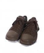 adidas×RAF SIMONS(アディダス×ラフシモンズ)の古着「RS DETROIT RUNNER / デトロイトランナー」|ブラウン