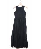 MARIHA(マリハ)の古着「夏のレディのドレス」|ブラック